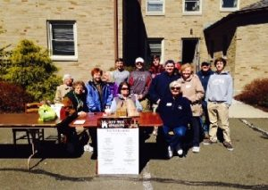 Drop Off Day 2015